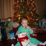 Grae's First Canadian Christmas