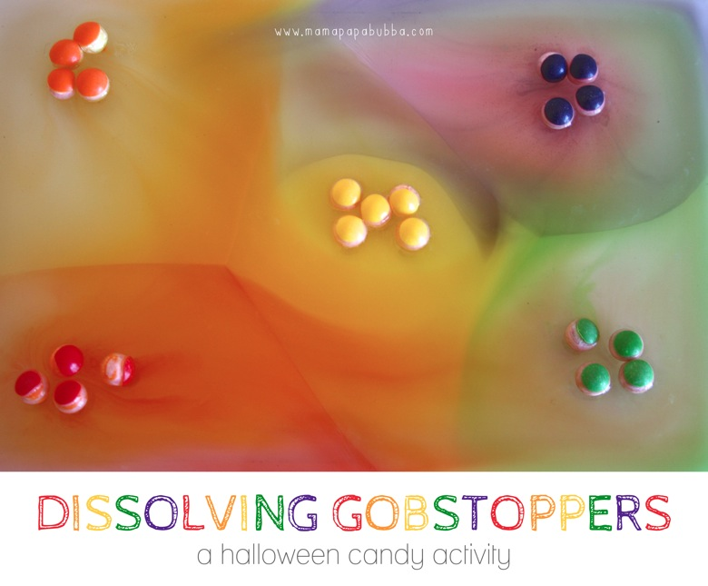 Dissolving Gobstoppers | Mama Papa Bubba