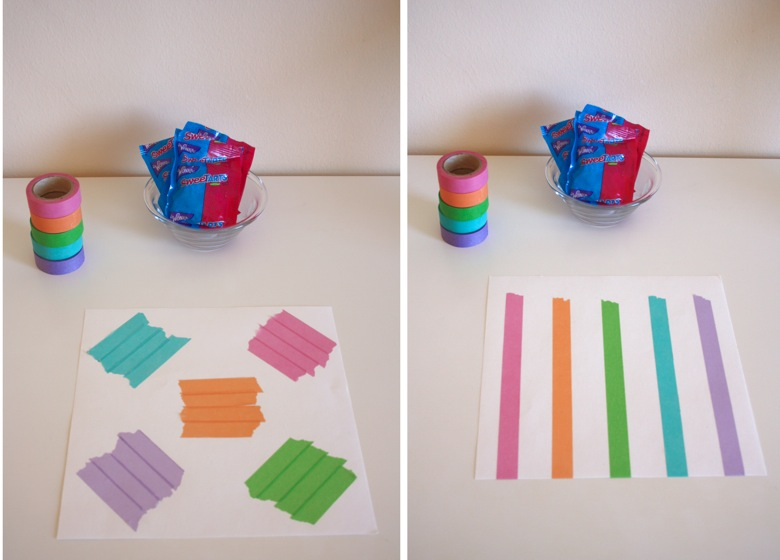 Washi Tape Workmats | Mama Papa Bubba