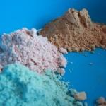 Coloured, Scented, Edible Cloud Dough
