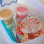 Homemade Play Dough Kit {A Simple and Fun Gift}