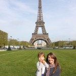 The Eiffel Tower {Paris Day 3}