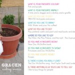 Gracen is FOUR: A Birthday Interview