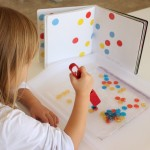 Press Here: A Magnetic Polka Dot Sensory Bag