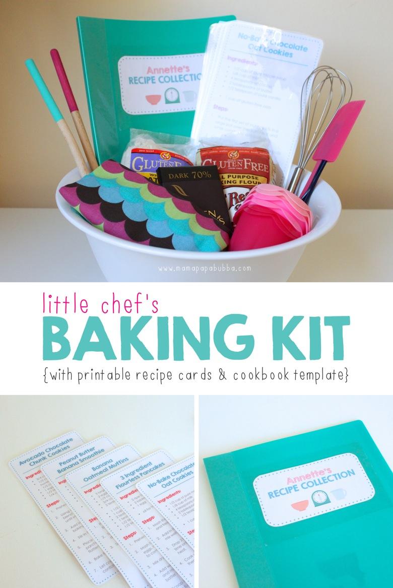 Little Chef s Baking Kit | Mama Papa Bubba & Little Chefu0027s Baking Kit - Mama.Papa.Bubba.