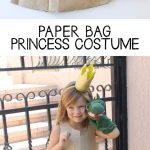 Paper Bag Princess Costume