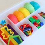Rainbow Play Dough Kit
