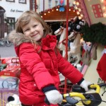 Christmas Markets and Carousels and Cold, Oh My!