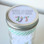 Printable Advent Calendar Activity Cards