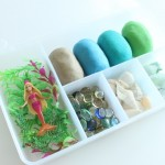 Mermaid Play Dough Kit