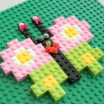 Exploring Symmetry With LEGO