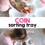 Coin Sorting Tray