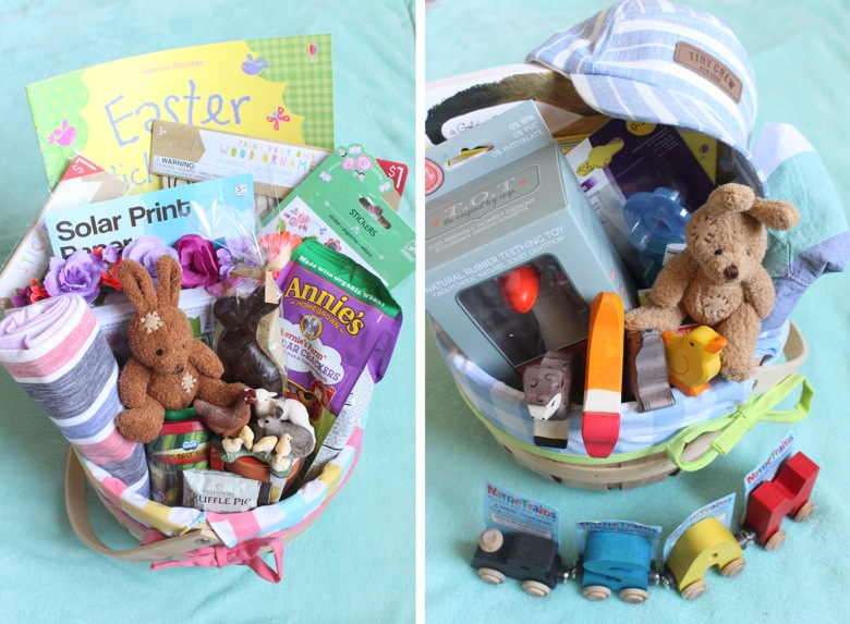 Easter Baskets | Mama Papa Bubba