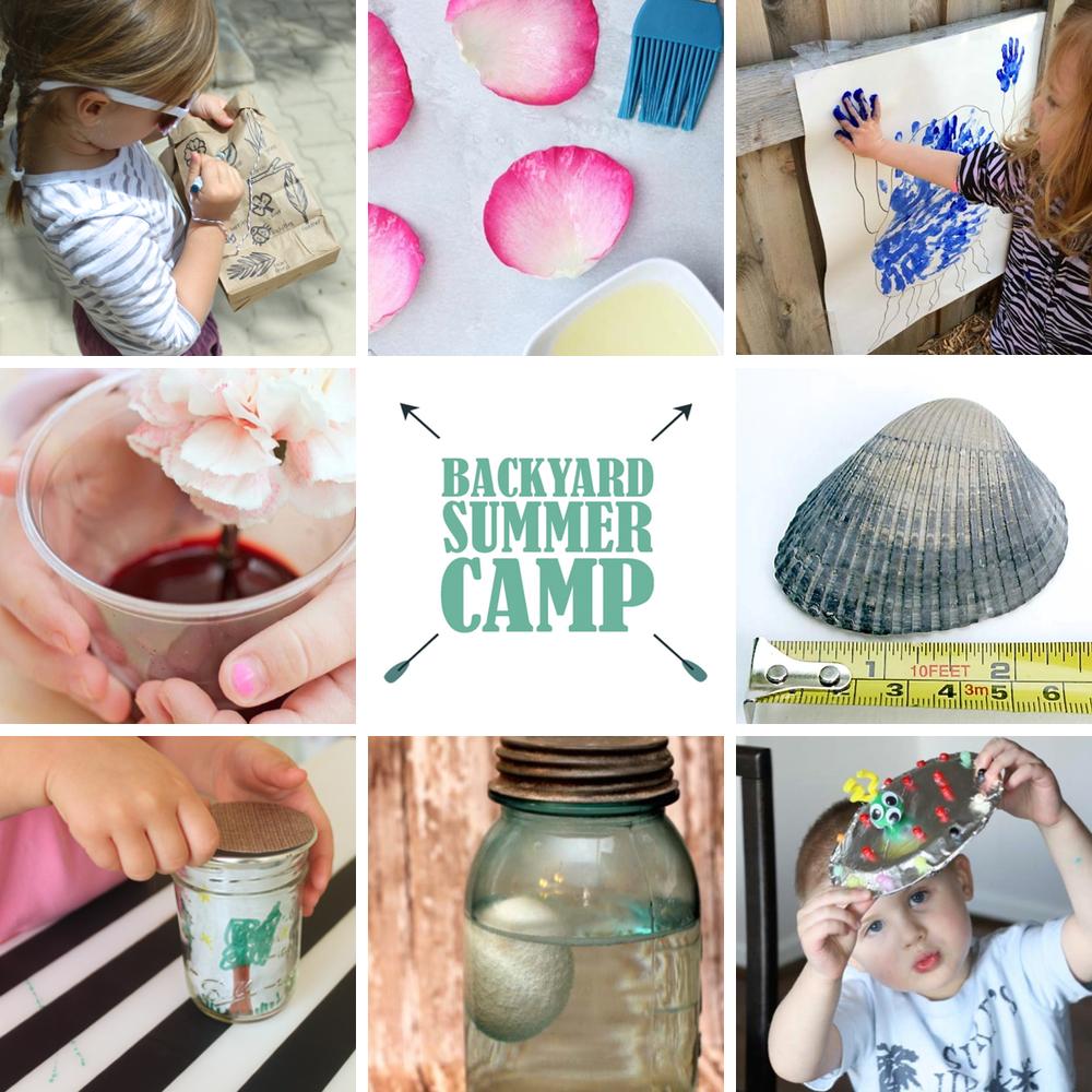 Backyard Summer Camp