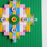 LEGO Mandala Art
