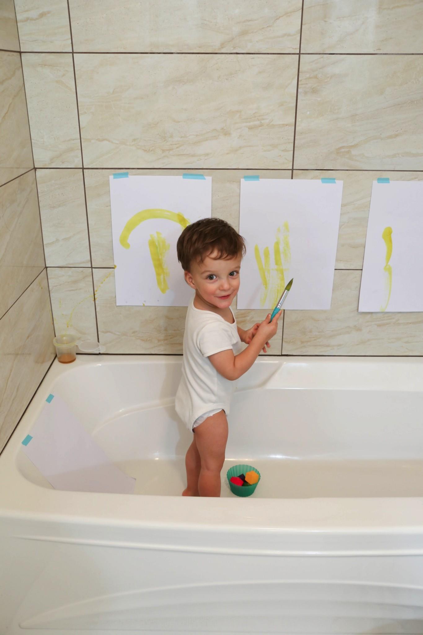 Bath Tub Art Studio