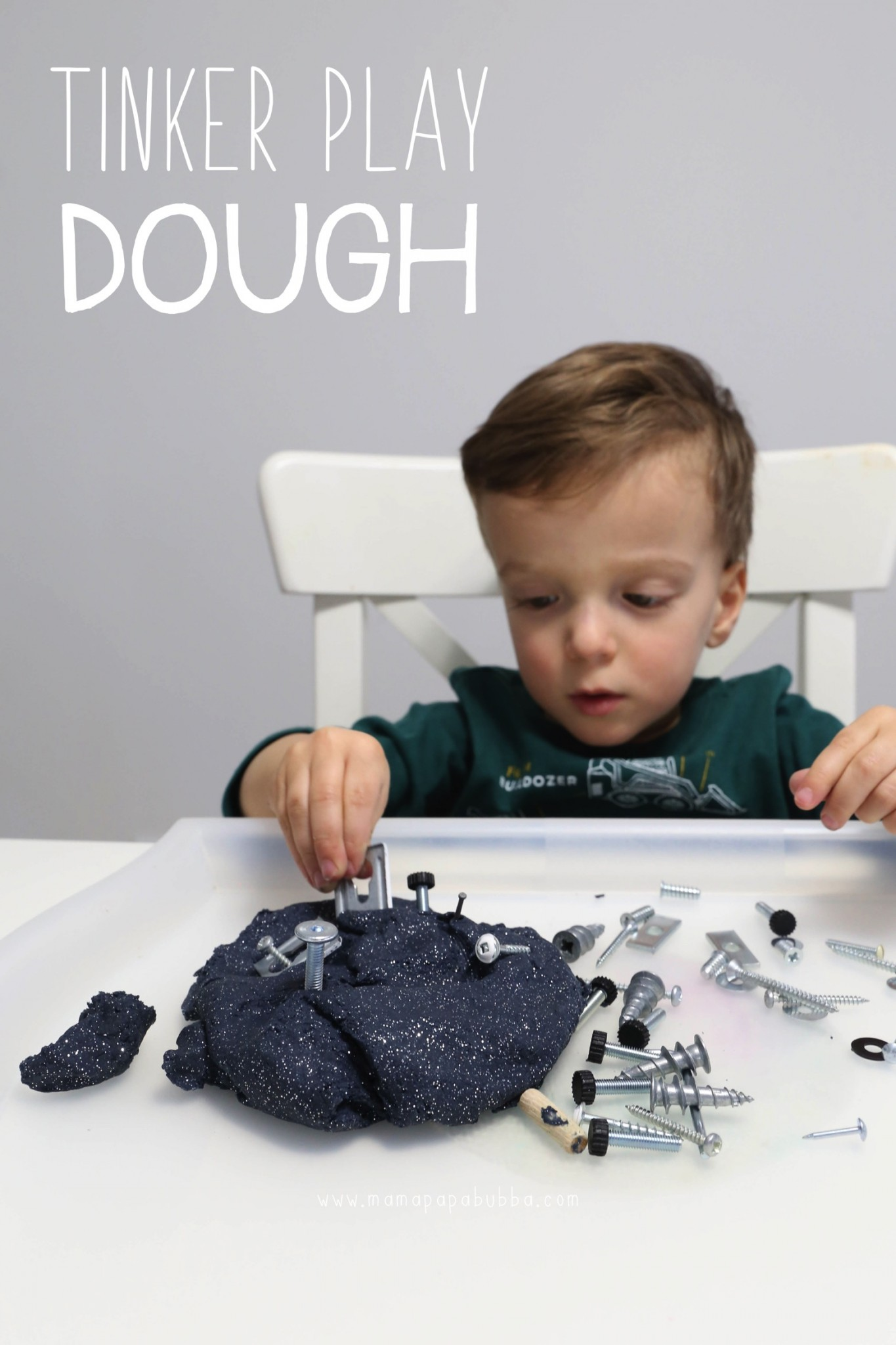 Tinker Play Dough | Mama Papa Bubba