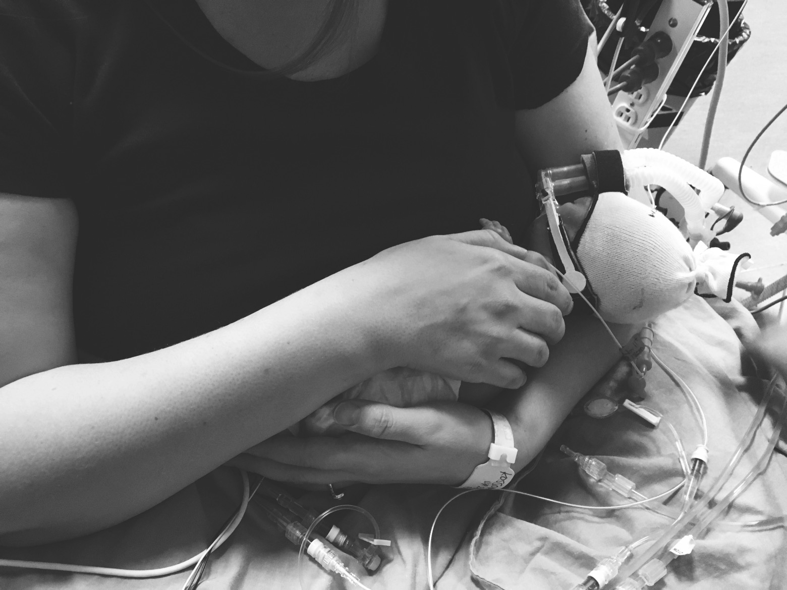 Confessions of a NICU Mom