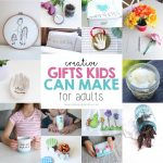 Gifts Kids Can Make for Adults