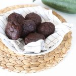 The Very Best Healthy Chocolate Zucchini Muffins