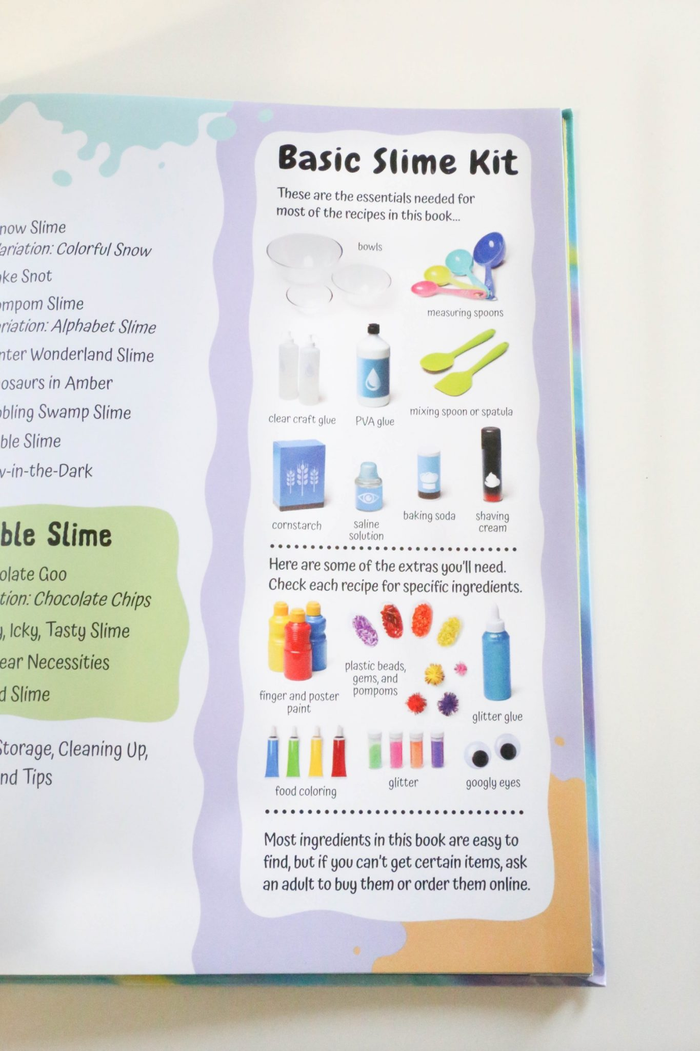 DIY Slime Kit