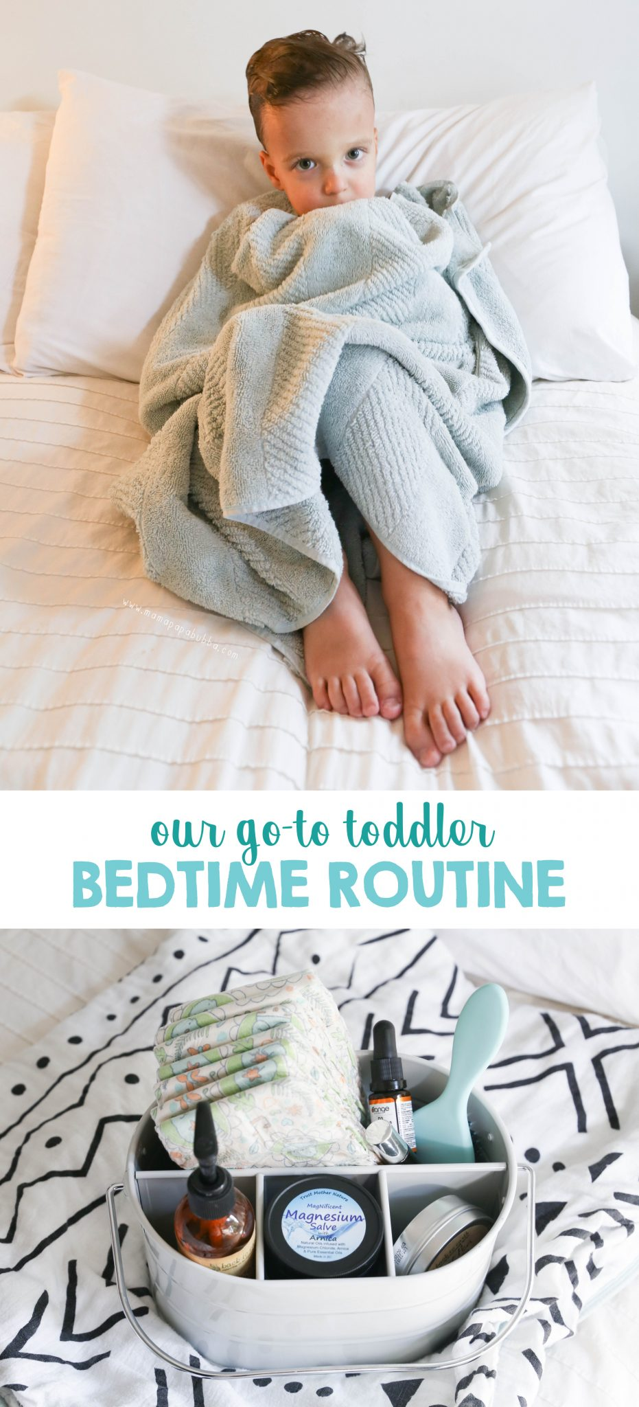 Go-To Bedtime Routine for Toddlers