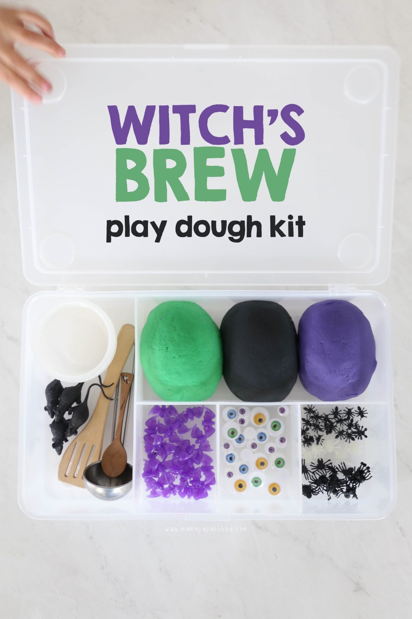 Witch s Brew Play Dough Kit | Mama Papa Bubba