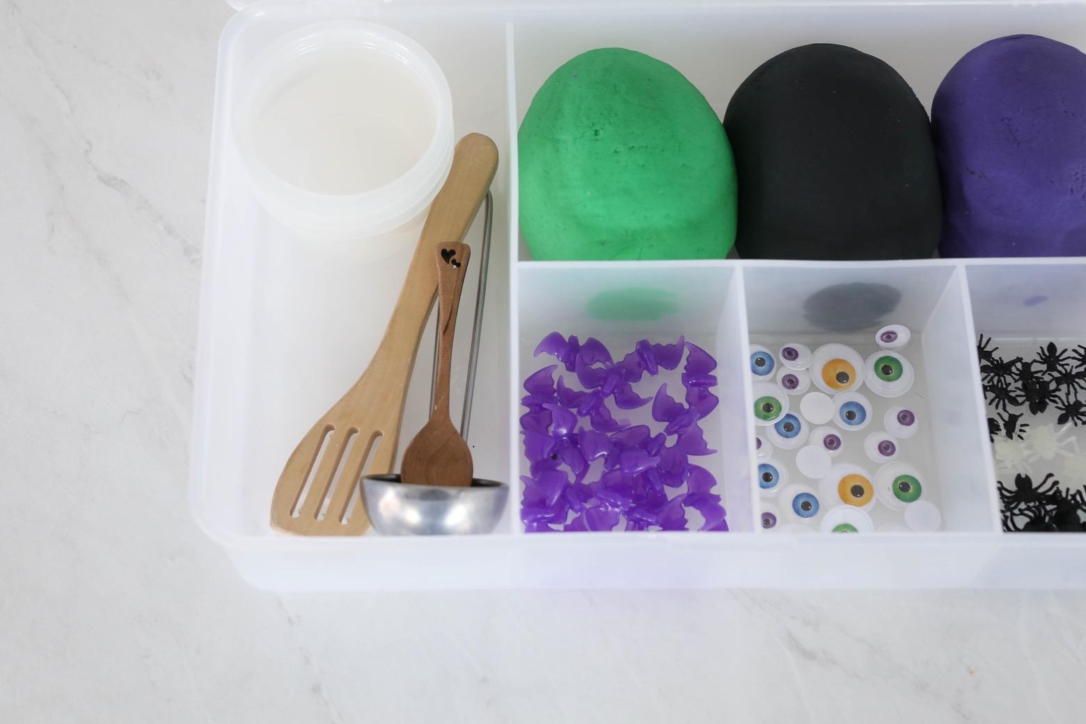 Witch's Brew Play Dough Kit | Mama.Papa.Bubba.