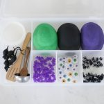 Witch's Brew Play Dough Kit