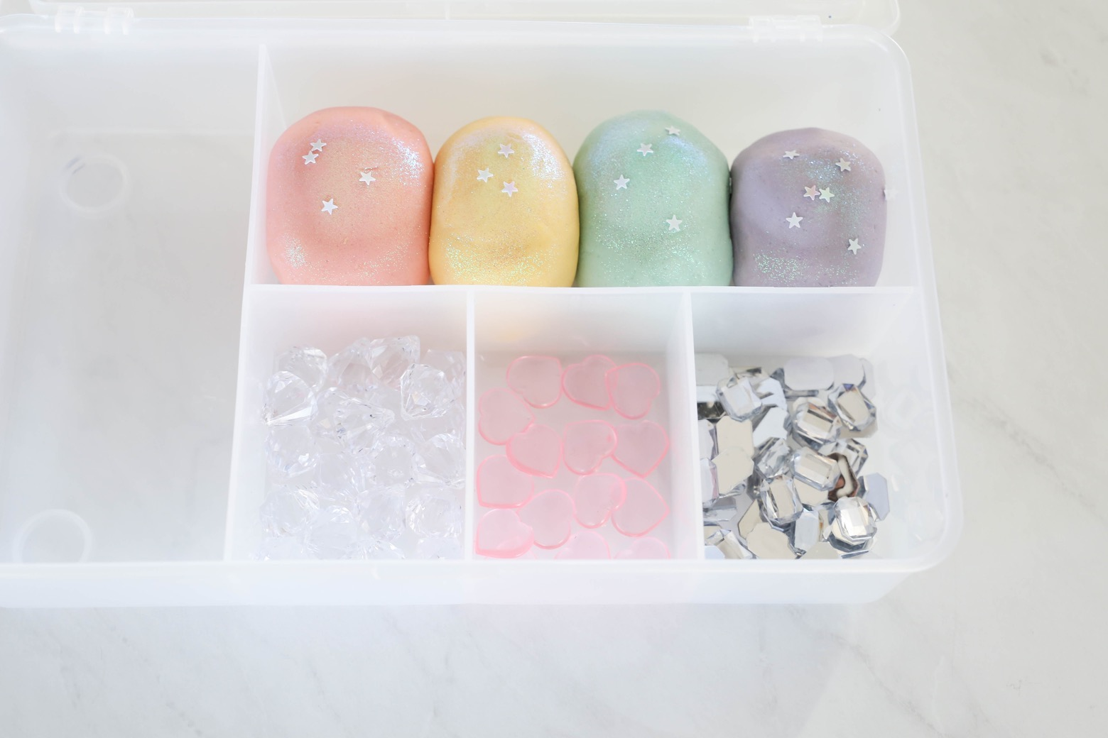 Unicorn Play Dough Kit