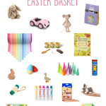 Quality Items to Put in Your Child's Easter Basket