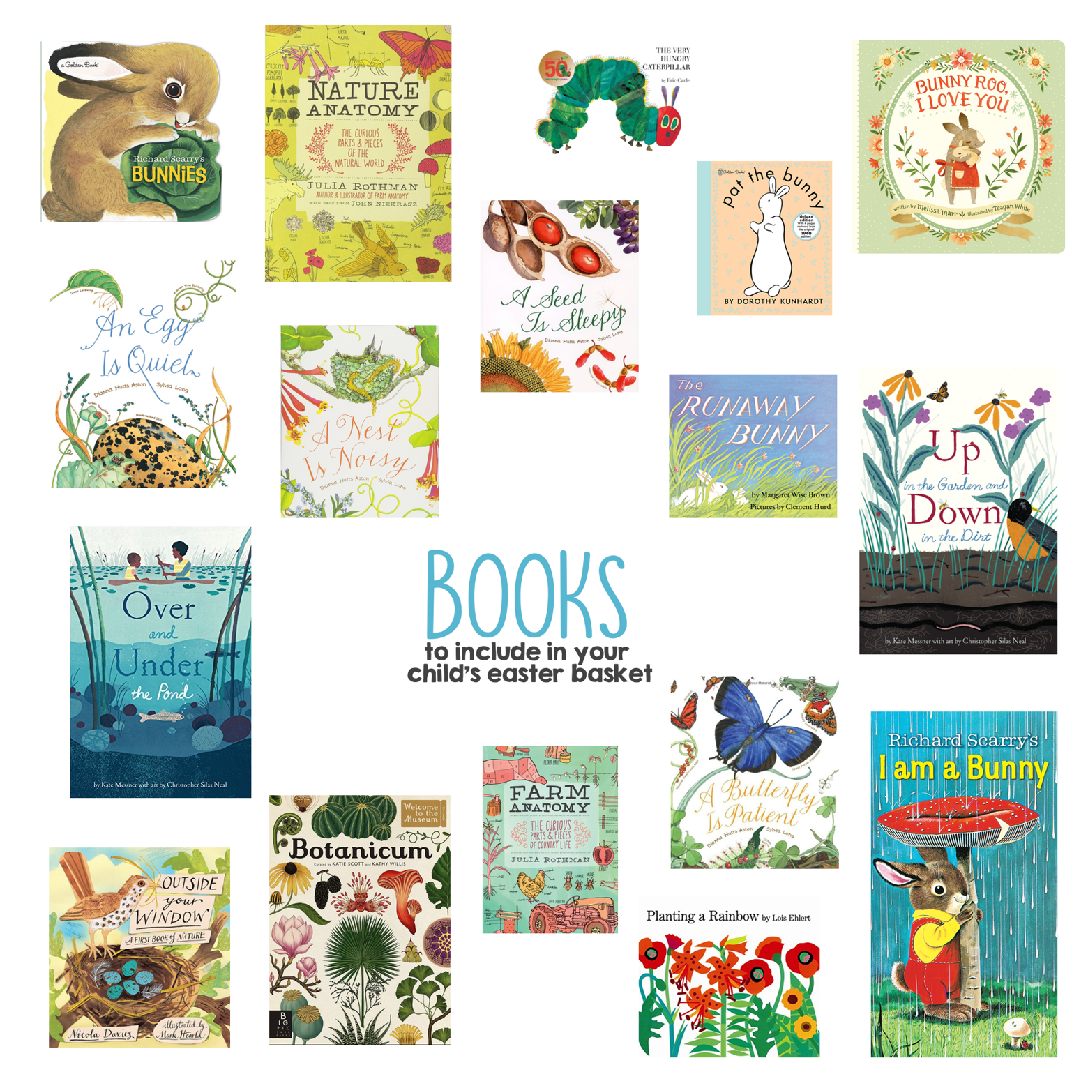 Books to Include in Your Child s Easter Basket