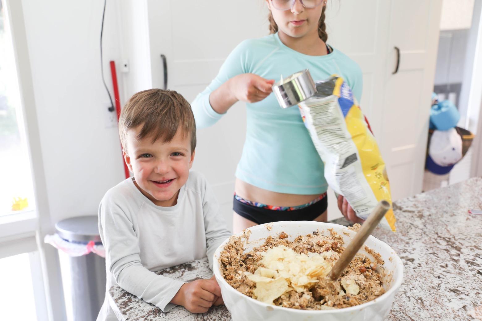 Vegan Compost Cookies | Mama.Papa.Bubba.