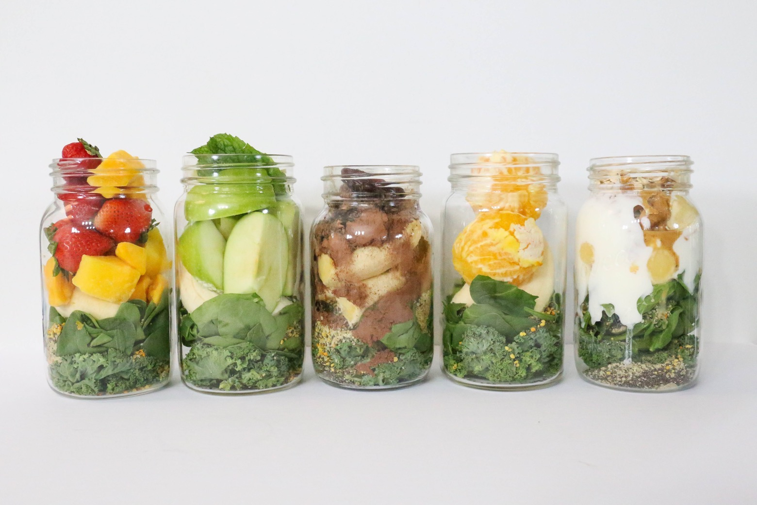 Smoothie Jars | Mama.Papa.Bubba.