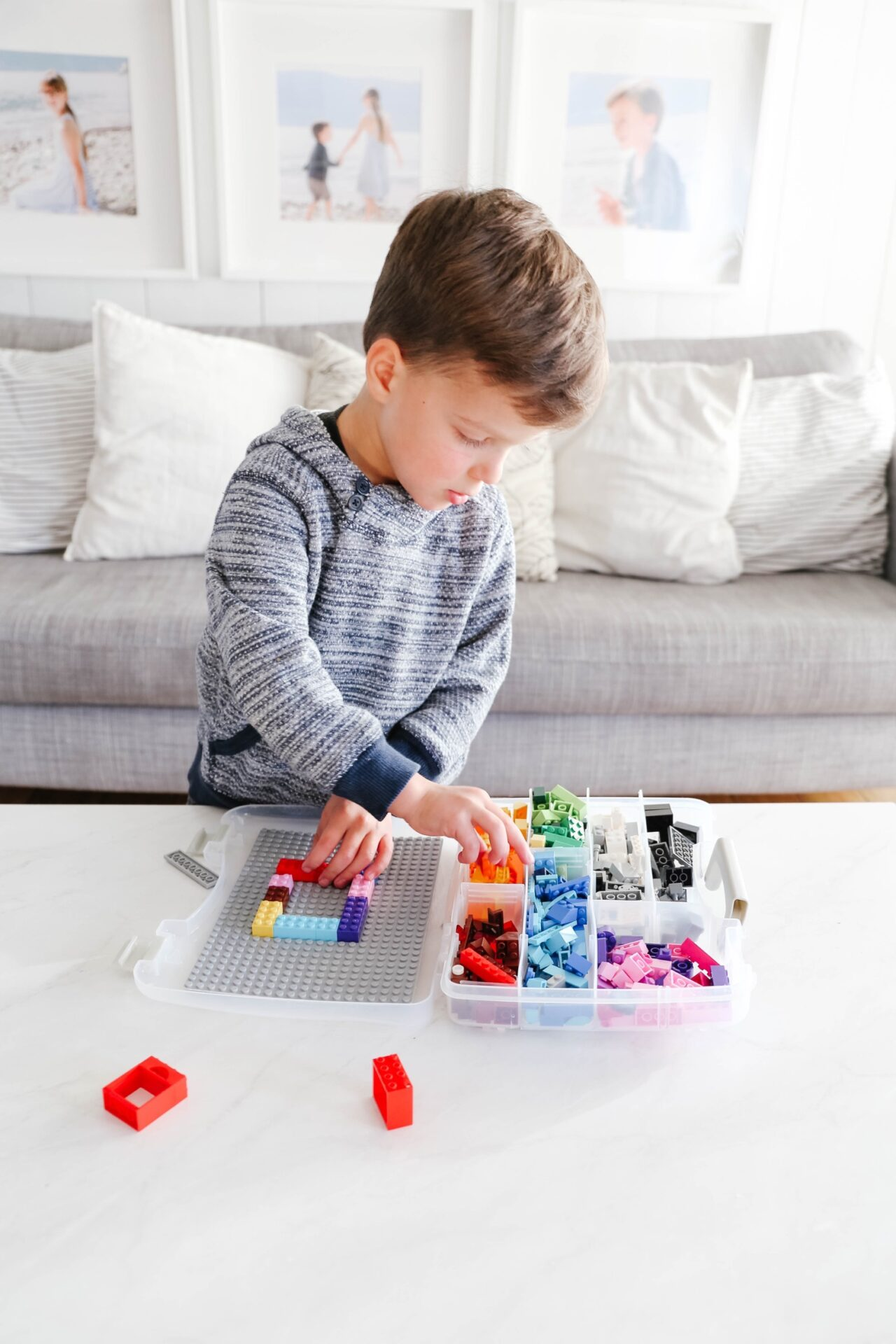 DIY LEGO Kit | Mama.Papa.Bubba.