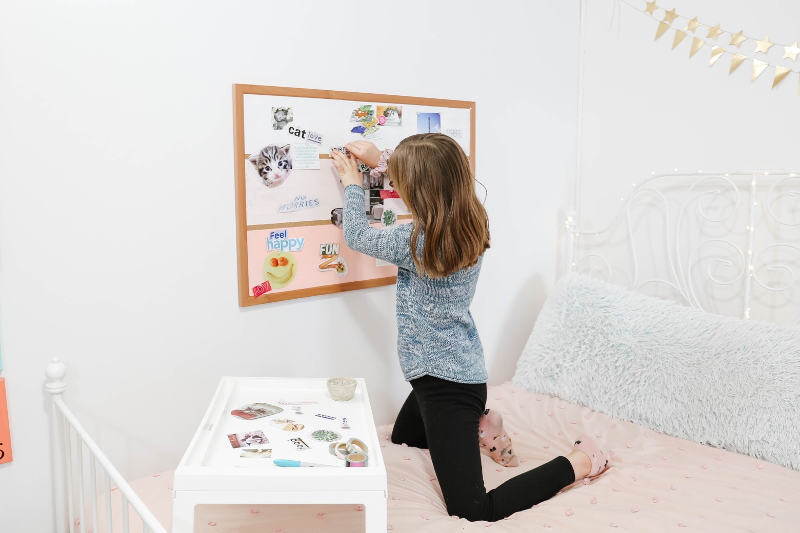 Creating Dream Boards With Kids