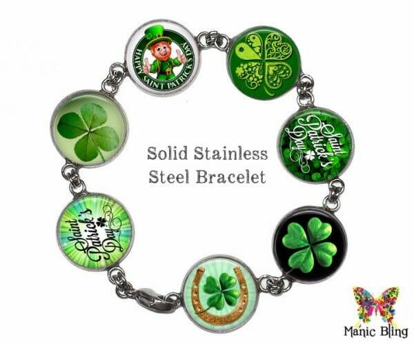 St. Patrick's Day Bracelet St. Patrick's Day