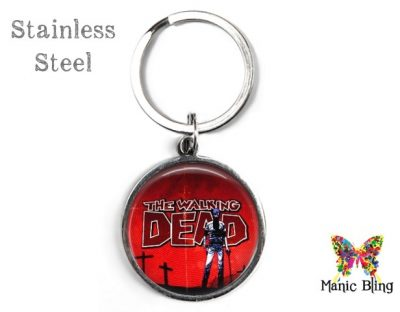 Walking Dead Keyring Men's Keyrings