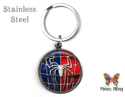 Spiderman Keyring Men's Keyrings