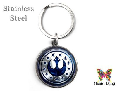 Rebel Order Keyring Men's Keyrings