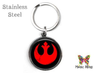 Rebel Alliance Keyring Men's Keyrings