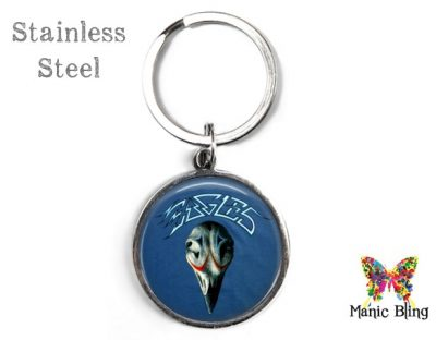The Eagles Keyring Men's Keyrings