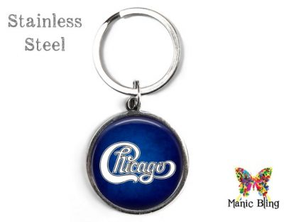 Chicago Keyring Men's Keyrings