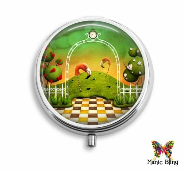 Wonderland Pill Box