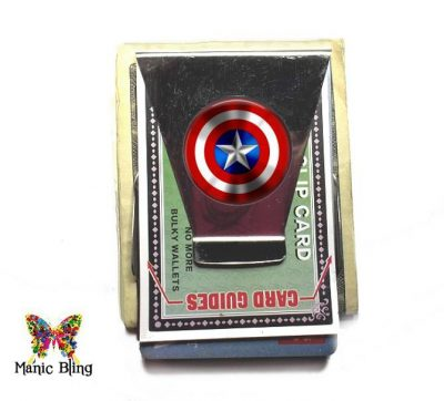Captain America Money Clip Money Clips