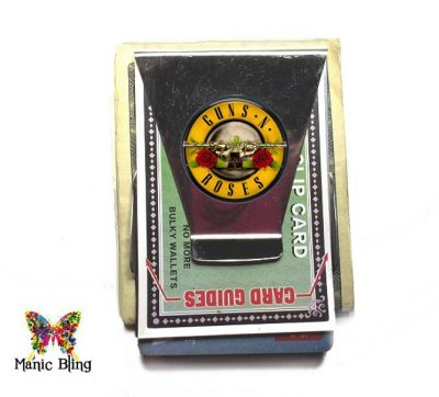 Guns N Roses Money Clip Money Clips