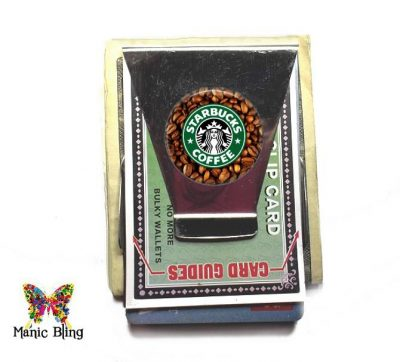 Starbucks Money Clip