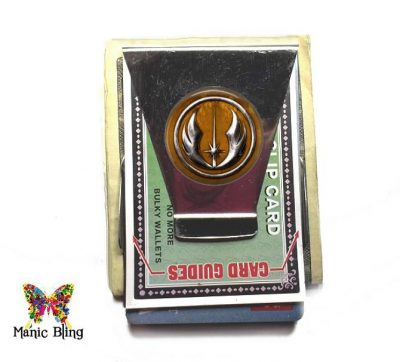 Brown Jedi Money Clip Money Clips