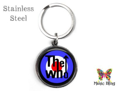 The Who Keyring Men's Keyrings