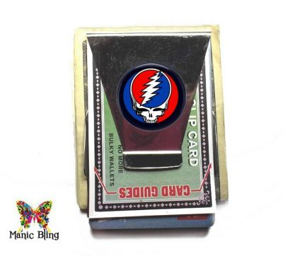 Grateful Dead Money Clip